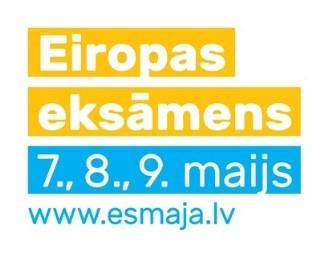 Eiropas eksāmens Logo